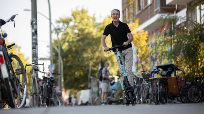 Mobilität neu gedacht (Foto: Greg Snell)